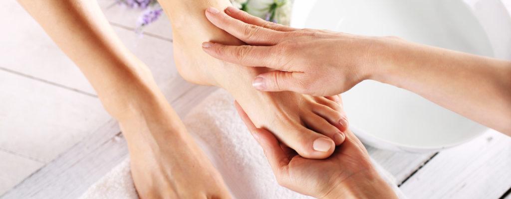 Kosmetische Fußpflege in Greifswald