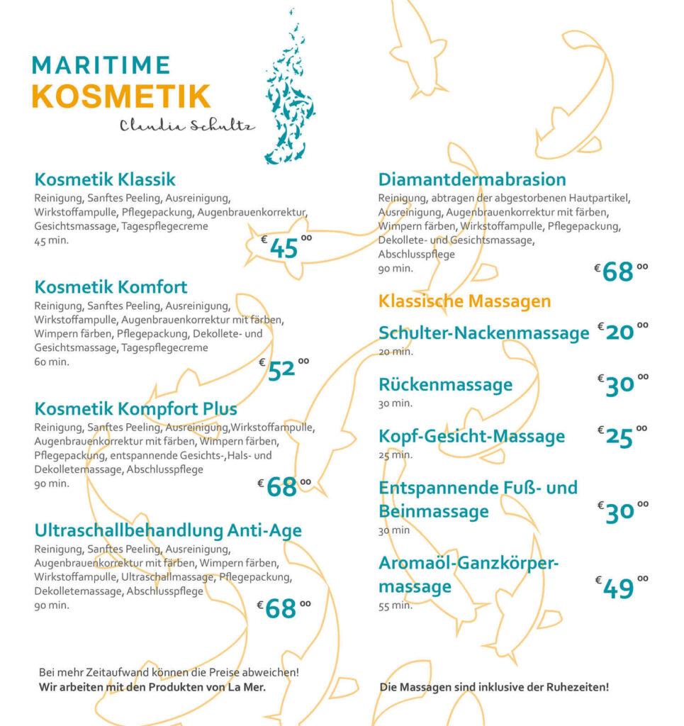 Maritime Kosmetik Neunmorgenstraße Angebote und Preise